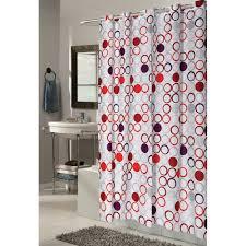bohemia extra long shower curtain multi