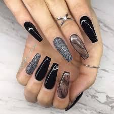 ¿los hombres con uñas desagradables usan uñas postizas? Pin En Decoracion De Unas Negras