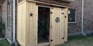 sliding barn door for shed shocking lean to icreatables com decorating ideas 5
