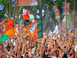 மேஜிக் ஷோ மூலம் பாஜக மத்திய பிரதேச தேர்தல் பிரசாரம்