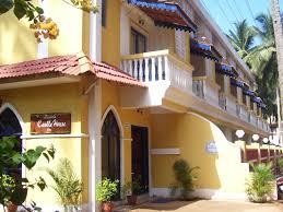 Hotel Castle Blue Castle House Hotel Calangute India Book Castle House Hotel Online