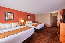 Comfort Inn & Suites Hotel and Conference Center: Standard Double King - Bed