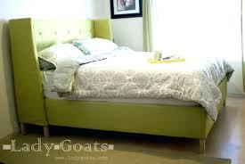 Macys Upholstered Bed Bed Frame Upholstered Bed Impressive White ...