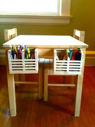 SVALA Kids Art Table with Storage