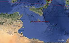 Amateur Radio Contact Another Interesting One Lampadusa Island