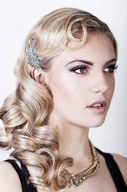 1000 ideas about 1920s hair on 1920s makeup finger waves and gatsby hair vine hairstyle tutorial alldaychic