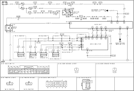mazda wiring diagrams mazda image wiring diagram 2000 mazda wiring diagram 2000 wiring diagrams on mazda wiring diagrams