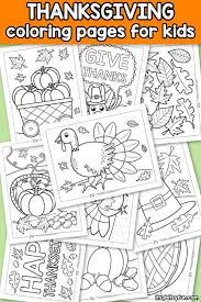 Free printable coloring pages thanksgiving coloring pages. Thanksgiving Coloring Pages Itsybitsyfun Com