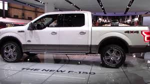 2018 ford f350 king ranch. simple 2018 the new 2018 ford f150  king ranch diesel edition detroit auto show  2017  youtube to ford f350 king ranch