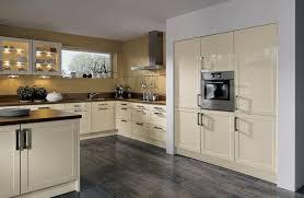 cream colored kitchens