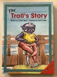 Reading Safari Book The Troll's Story by Juliette Mack - for sale online |  eBay