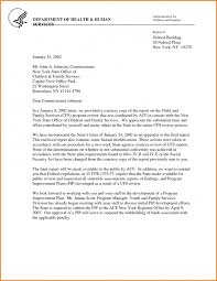 6 Federal Job Cover Letter Financial Statement Form Nys Capital