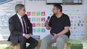 Enrico Giovannini ASVIS al Villaggio per la Terra - YouTube