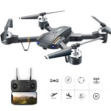 <b>RC Drone GW58 Foldable</b> Drones With Wide Angle Camera HD ...