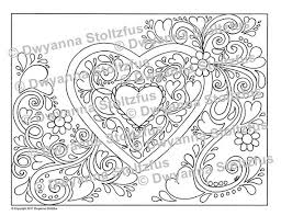 heart design coloring pages. Plain Coloring Image 0 Intended Heart Design Coloring Pages G