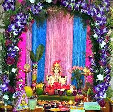 ganpati decoration ideas in house house decor