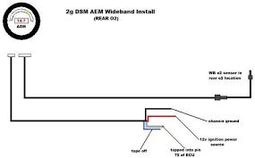 1g 2g aem uego wiring dsmtuners 2g wb rear install jpg