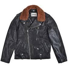 schott nyc lc2317 leather jacket
