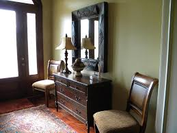 cheap foyer tables. Foyer Table With Chest Of Drawers Features Large Mirror And Small Cheap Tables