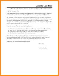 6 Sample Retail Cover Letter Azzurra Castle Grenada