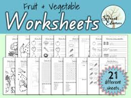 Vocab Building Worksheets Vocabulary Builder Fruit Vegetable Worksheets