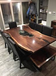 live edge table single slab table mappa table burl table wood slabs