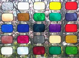 Faux Color Chart Gallery Glass Class Color Charts Dry Color Swatches And