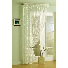 cool crushed voile curtains and embroidered voile curtain panel hd home direct limited