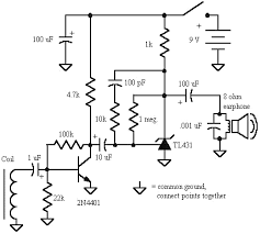 induction receivers schematic