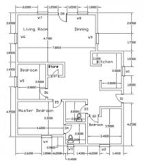 Small Picture Fantastic House Plans For Four Bed Room Houses Floor Simple
