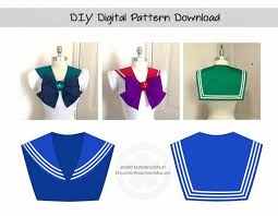 Sailor Collar Pattern