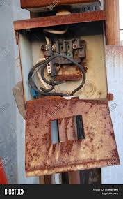 broken fuse box image & photo bigstock blown circuit breaker at Broken Fuse Box
