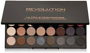 makeup revolution london ultra 32 eyeshadow palette flawless 2 14g