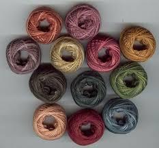 Valdani Thread Color Chart Valdani Threads For Quaker Diamonds Or Quakers Quilts