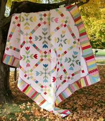 Tulip quilt-Done! & Attached Images Adamdwight.com