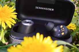 Обзор <b>беспроводных наушников Sennheiser Momentum</b> True ...