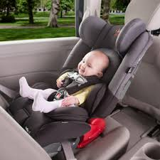 rear facing has been shown to be 5x safer than forward facing for young children due to their heavy heads and fragile necks