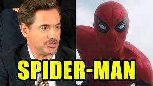 Robert Downey Jr Russos Talk SPIDER MAN At Captain America Civil.