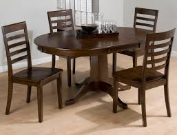 Solid Wood Round Dining Tables MattersOfMotherhoodcom - Solid wood dining room tables