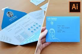 Envelope For Resume Envelope Cv Template By Rtgoose On Creativemarket Cv