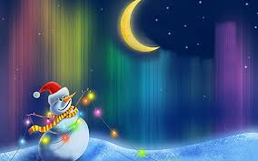 christmas holiday wallpaper. Wonderful Wallpaper Happy Snowman Wallpaper Christmas Holidays Wallpapers In Holiday I