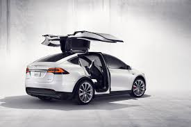 why you want to own tesla now barron s tesla shares jumped 33% in the six months leading up to the model x launch