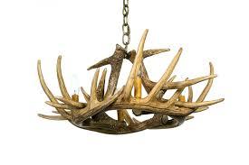 cabin chandelier deer antler chandelier cabin ceiling fans