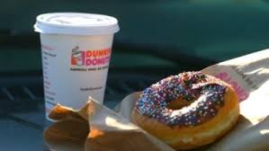 dunkin donuts announced total s in q4 2016 rose almost
