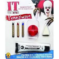 image is loading it pennywise the clown makeup kit