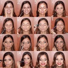 this full face makeup tutorial will get you prepped up for any occasion see the s used to recreate the look for a glamorous night out