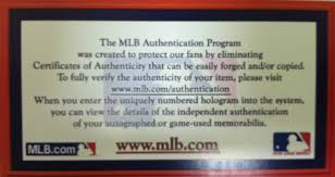 Authenticity Autographed Sports And Celebrity Memorabilia