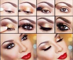 indian bridal makeup tutorial with steps pictures 6