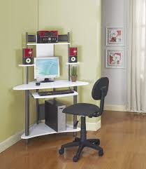 awesome office desk. awesome office desk for small space pewter finish corner workstation kids childrens computer