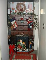 christmas office door decoration. Office Door Decorating Ideas Contest Winners Easy Christmas . Decoration N